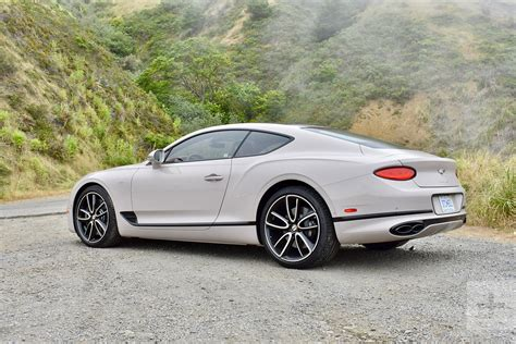 2020 bentley continental gt v8 coupe first review digital trends