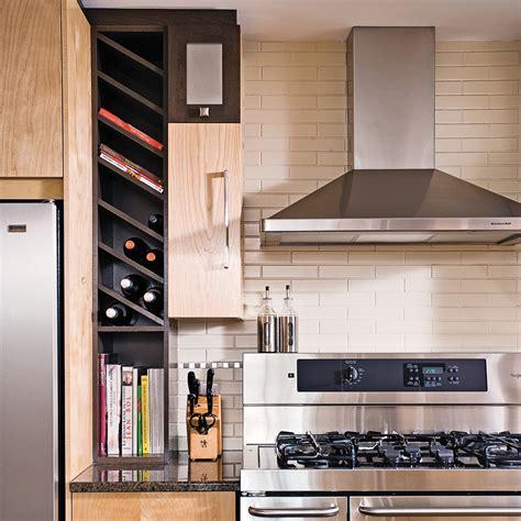 rangement dans la cuisine rangement à la verticale dans la cuisine cuisine