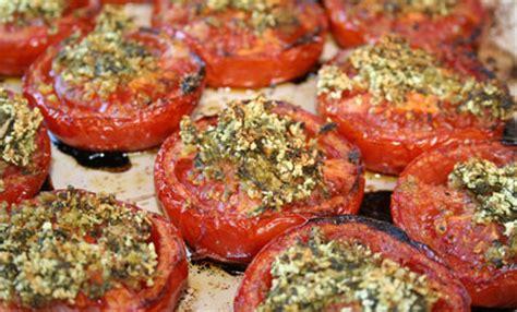 recette cuisine provencale tomates provençales pour 4 personnes recettes à table