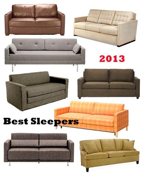 guest room sleeper sofa ideas 16 best sleeper sofas sofa beds 2013 guest rooms best