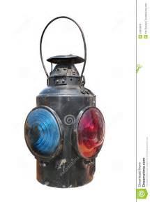 kerosene railroad signal lantern isolated royalty free stock image image 24934976