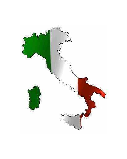 Flag Italian Italy Animated Animation Map