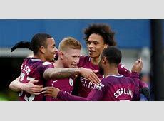 Manchester City Satu Kemenangan Lagi Menjadi Juara Premier