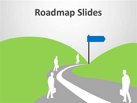 powerpoint roadmap template editable