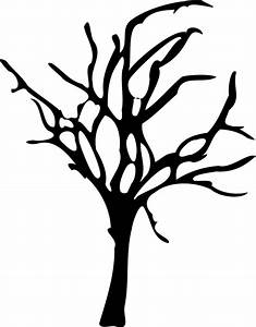 Tree Clipart Silhouette