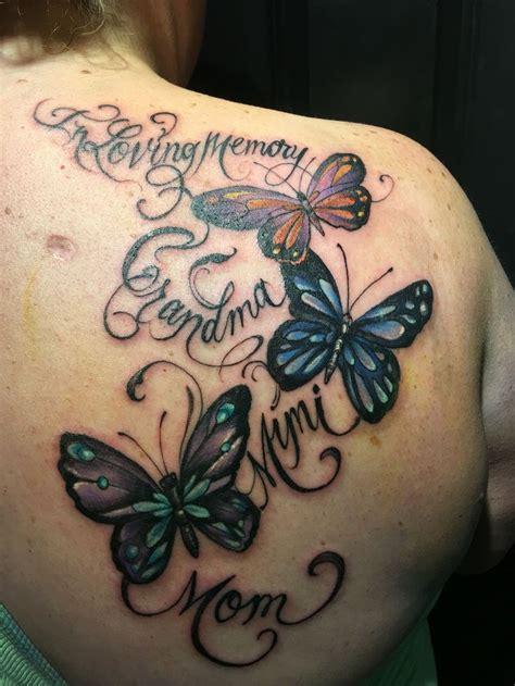 beautiful butterfly tattoo  memory tattoos tattoos