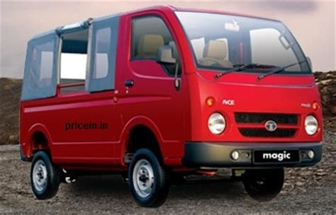 Review Tata Ace by Tata Ace Magic Price In India Specifications Review