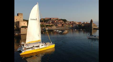 navivoile catamaran  voile canet en roussillon tourisme