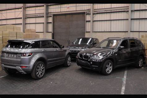 £12m Of Stolen Luxury Cars Seized At Uk Ports  Auto Express