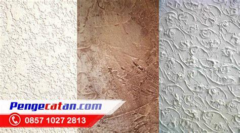 contoh motif cat wash dinding gambar cat wash jasa