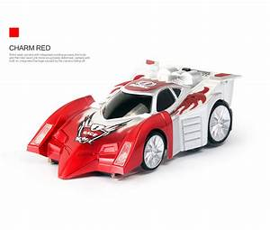New RC Car 4CH Wall Climber Zero Gravity Racing Remote ...