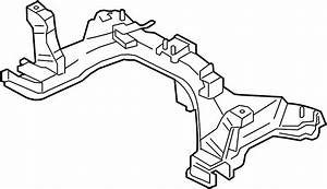 Ford Escape Engine Cradle  Escape  Mariner
