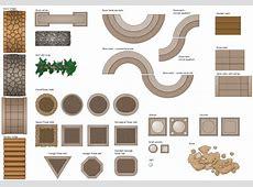 Design elements Garden accessories Design elements