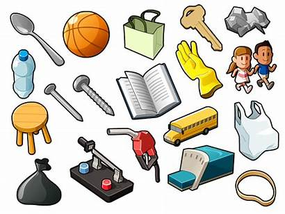 Objects Clipart Random Object Story Programming Oriented