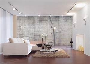 Tapete In Betonoptik : tapete betonoptik von architekt papers handgefert siegburg e1460e9b ~ Orissabook.com Haus und Dekorationen