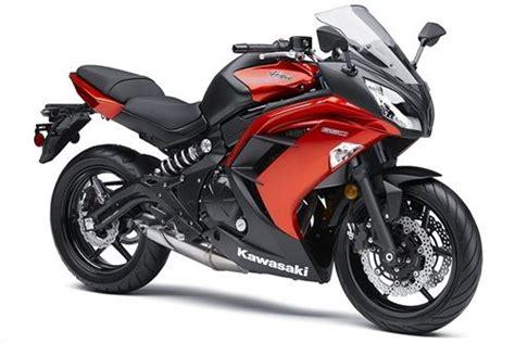 New Kawasaki Ninja Motorcycles In The Series Model Has Abs