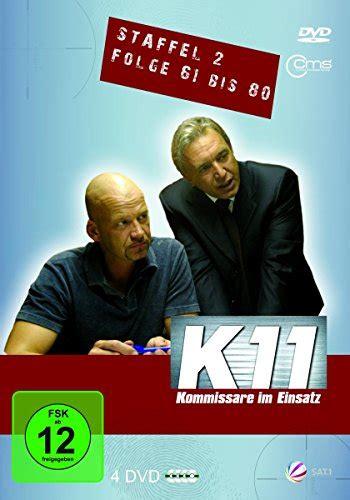 k11 kommissare im einsatz die komplette staffel 1 10 dvds preisbarometer