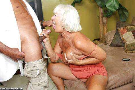 Innocent Granny Gets A Fantastic Bj Bad Granny Got A Perfect Fellatio And Let Cumshots