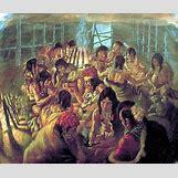 Iroquois Paintings | 356 x 300 jpeg 43kB