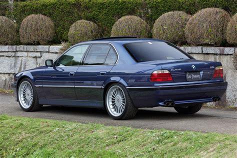 Bmw E38 Alpina B12 5.7