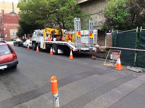 asbestos removal access boring