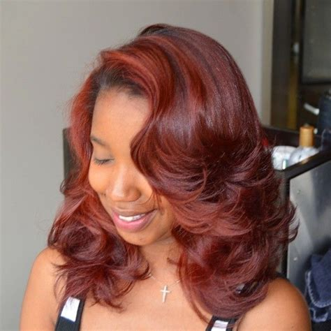 black hairstyles with color even more hair color combinations on black that will