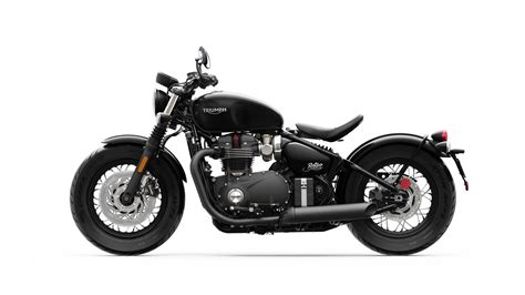 2018 Triumph Bonneville Bobber Black Review • Total Motorcycle