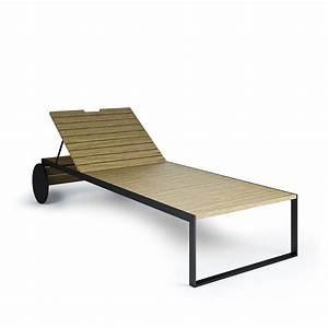 Bain De Soleil Design : garden bain de soleil design r shults teck acier ~ Teatrodelosmanantiales.com Idées de Décoration