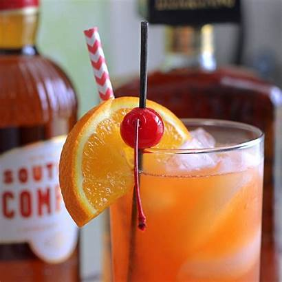 Comfort Southern Drink Recipes Mixed Manhattan Drinks