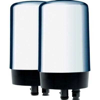 brita water faucet filter troubleshooting brita on tap replacement filters in chrome 6025842618
