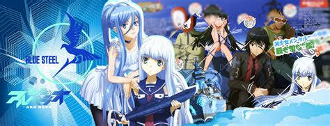 Ars Anime Wallpaper - arpeggio of blue steel wallpaper 84 images