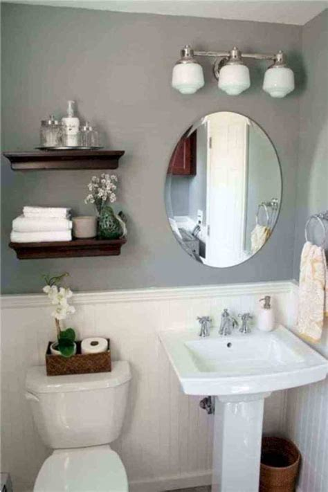 bathroom decorating ideas for 17 awesome small bathroom decorating ideas futurist