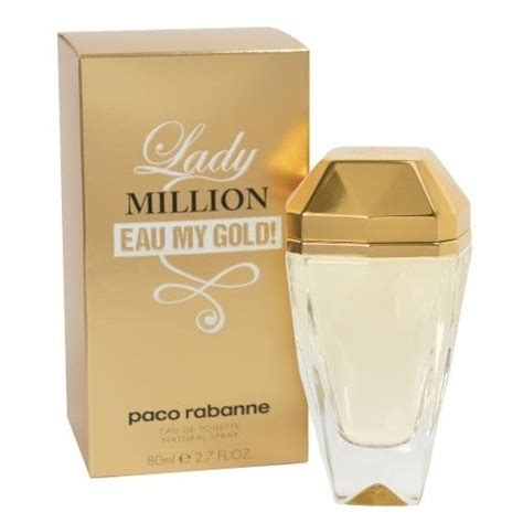 scentsationalperfumes buy paco rabanne million eau my gold 50ml eau de toilette spray