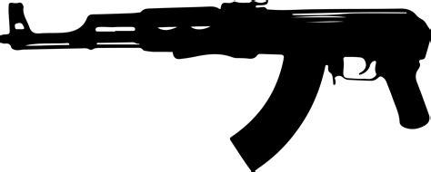 Ak 47 Clipart Gun Clipart Ak 47 Pencil And In Color Gun Clipart Ak 47