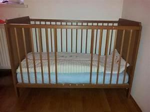 Baby Matratze Ikea : ikea kinderbett leksvik und hochwertige matratze von tr umeland in m nchen wiegen babybetten ~ Buech-reservation.com Haus und Dekorationen