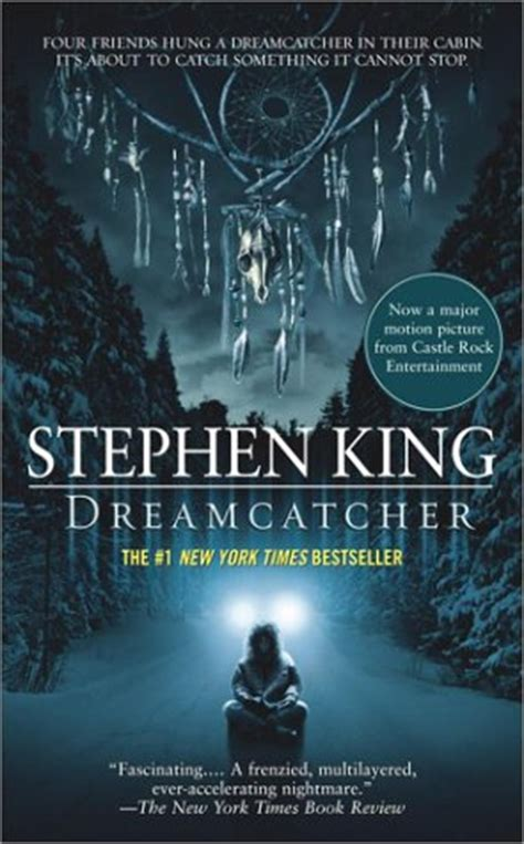 dreamcatcher  stephen king reviews discussion bookclubs lists
