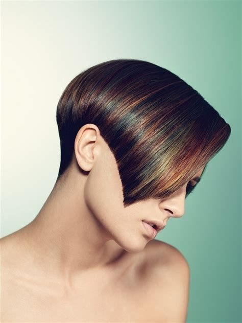 Haircolor For Hair by Creative Hair Color Trends 2012