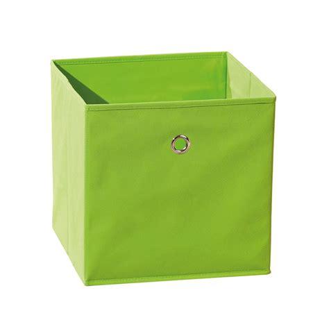 boite de rangement personnalisee bo 238 te de rangement pliable quot kase quot vert