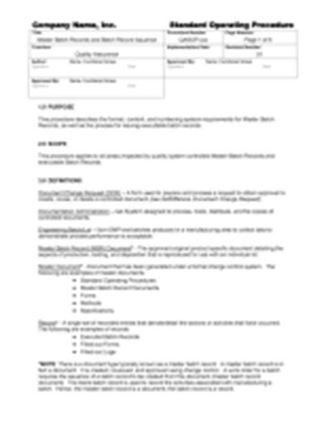 Device Master Records & Design History Files - GMPDocs.com