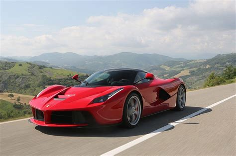 Ferrari Laferrari Wallpapers