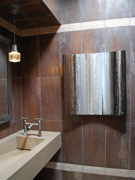 Brown Bathroom Fixtures by Photo Page Hgtv