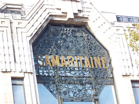 See a recent post on tumblr from @archimaps about samaritaine. LA SAMARITAINE GRAND MAGASIN