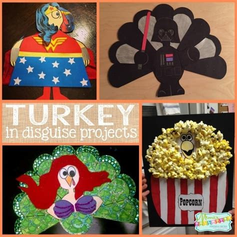 turkey trouble disguise template thanksgiving turkey in disguise school project mimi s