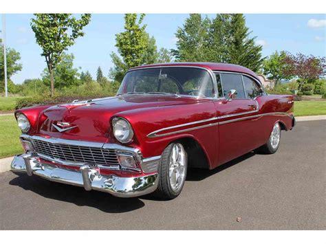 1956 Chevrolet Bel Air For Sale  Classiccarscom Cc939682