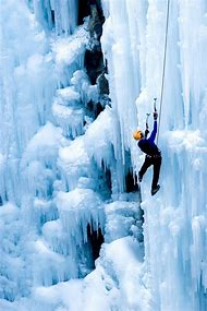 Mountain Climbing Ice Extreme