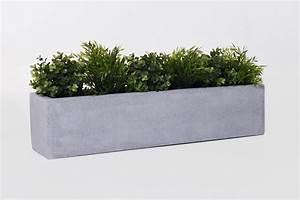 Beton Pflanzkübel Rechteckig : blumenkasten fensterbankkasten fiberglas flobo beton design grau blumenk sten ~ Sanjose-hotels-ca.com Haus und Dekorationen