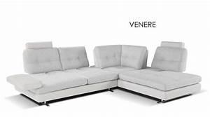 Canapé Haut De Gamme Tissu : canape d 39 angle haut de gamme italien extensible 309 cm ~ Premium-room.com Idées de Décoration