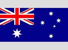 Australie Drapeaux des pays