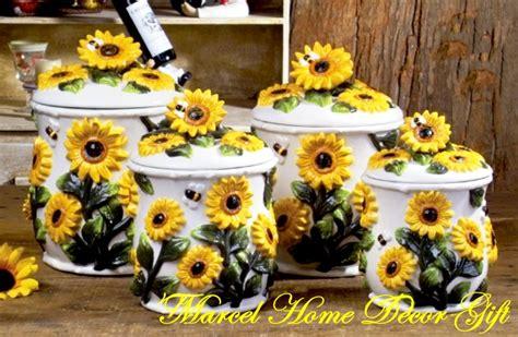 sunflower decorations  kitchen newsonairorg