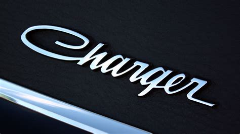 Logo, Old Car, Dodge Charger, Muscle Cars